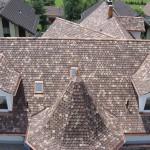 Dach mit Turm 1